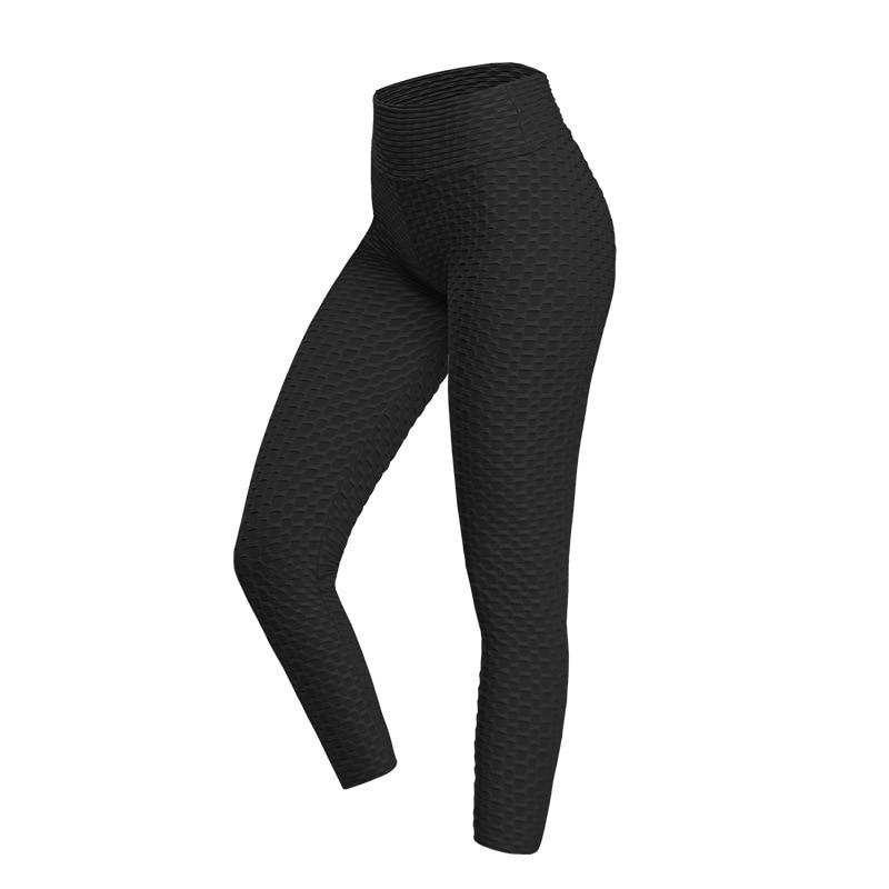 mulheres cintura alta calças de yoga workout