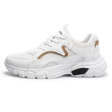 running shoes for men2019 spring new Korean mens casual breathable student mesh sports