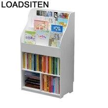 Держатель книжный шкаф декоративная настенная Estanteria Organizacion Детская Фреска Kid Estante полка органайзер для детей