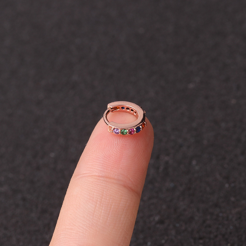 rose colorful 6mm