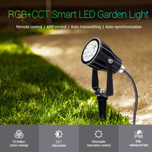 MiBoxer FUTC04 6W RGB+CCT Smart LED Garden Light Waterproof  AC100~220V For Outdoor Green space/Park/Road Decoration