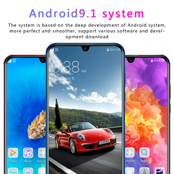 Global Version P30 Pro 8GB 256GB 5G smartphone 6.3 inch MTK 6595 10 core 4g network Mobile Phones Android 9.1 Cell phones 5