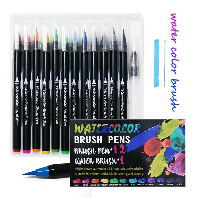 Marqueur de haute qualité peinture à l'eau idéal pour Mandala 8