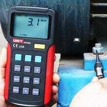 Vibration-Tester Analyzer Digital Displacement-Measurement UT315A UNI-T Velocity LCD