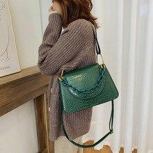 Женская сумка новая осенняя и зимняя Корейская версия сумки модная женская сумка через плечо