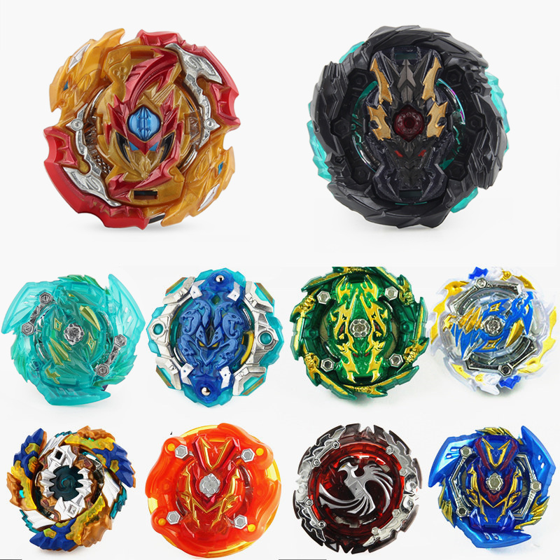 Spinner Top Blade BURST GT B-149 Triple Booster Lord Spriggan Set W Japan Import Without Launcher Or Box Gifts For Kids Metal 4D