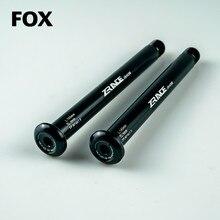 Zracing MTB вилка QR15x100 / QR15x110 Thru рычаг оси аксессуары для ROCKSHOX / FOX 35g, 15x100 15x110 QR15 15*100 15*110