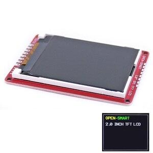 """Image 3 - 3.3V 2.0 """"176*220 szeregowy SPI TFT ekran LCD moduł tabliczki zaciskowej z SMD pins dla Arduino Nano Pro Mini UNO R3 Mega2560"""