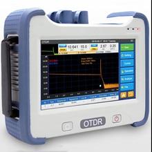 9000PRO OTDR 850/1300/1310/1490/1550/1625nm Optional Wavelength Fiber Optic OTDR Reflectometer FTTH With VFL OPM OLS Event Map