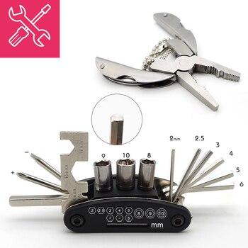 Accesorios y herramientas de reparación de motos para SUZUKI marauder vz800 rf400 rm 125 250 rmz250 400 skywave 250 400 sv650 1000