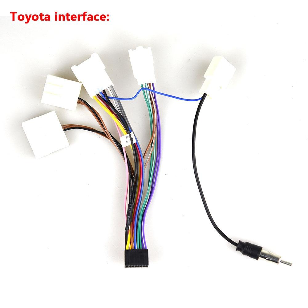 Toyota-interface