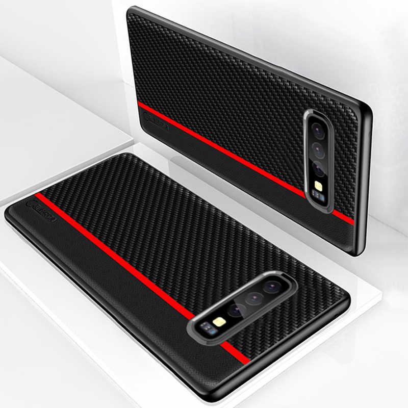 Для samsung S10 чехол оригинальный защитную крышку для samsung Galaxy S10 плюс S8 S9 S10e 5 г обратите внимание; размеры 9 и 10 A50 A70 A7 A8 плюс A9 2018 чехол