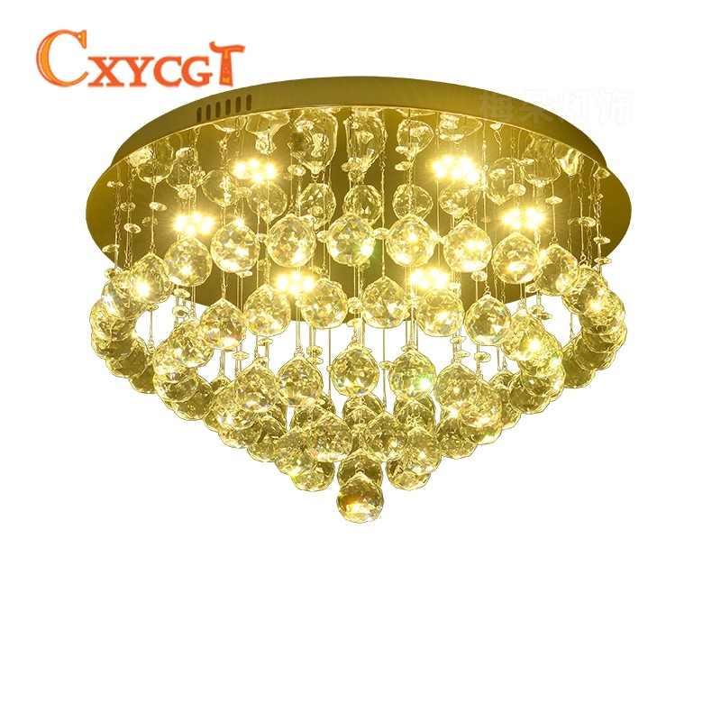 Роскошный светодиодный Современная Люстра хрустальная люстра Faixture для фойе спальни отеля проект заподлицо G4 лампа