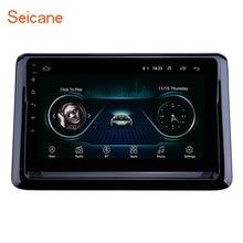 Seicane 2din أندرويد 9.1 9 بوصة راديو السيارة لسوزوكي S2014 تويوتا نوح ستيريو لتحديد المواقع مشغل وسائط متعددة دعم OBDII DVR الجيل الثالث 3G Carplay