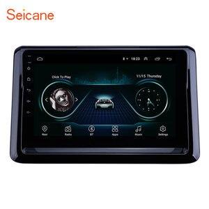 Image 1 - Seicane 2din android 9.1 9 polegada rádio do carro para suzuki s2014 toyota noah estéreo gps multimídia jogador apoio obdii dvr 3g carplay
