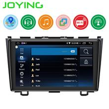 1 din Car Radio Multimedia Play For Honda CRV 2007-2011 with GPS IPS Screen Wifi Bluetooth Android 8.1 Support MirrorLink Camera