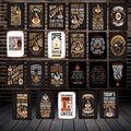 [WellCraft] Café Citação Cafe Decor LT-1929 COCÔ Cartazes Vintage Pintura do Sinal do Metal Personalizado