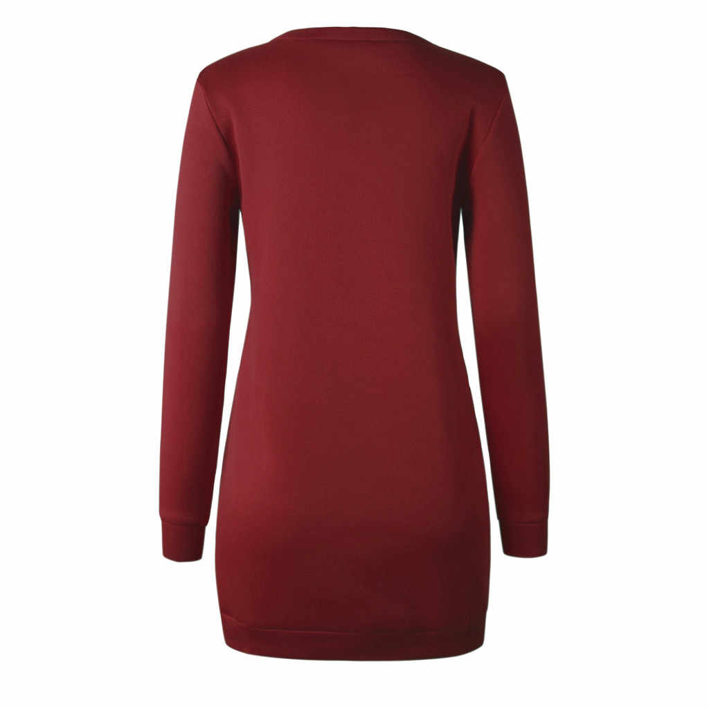 Sukienki Vestidos Plus Size Jurk Vrouwen Winter Gebreide Baggy Trui Jumper Winter Jurk Winter Lange Trui Top Gewaad Hiver