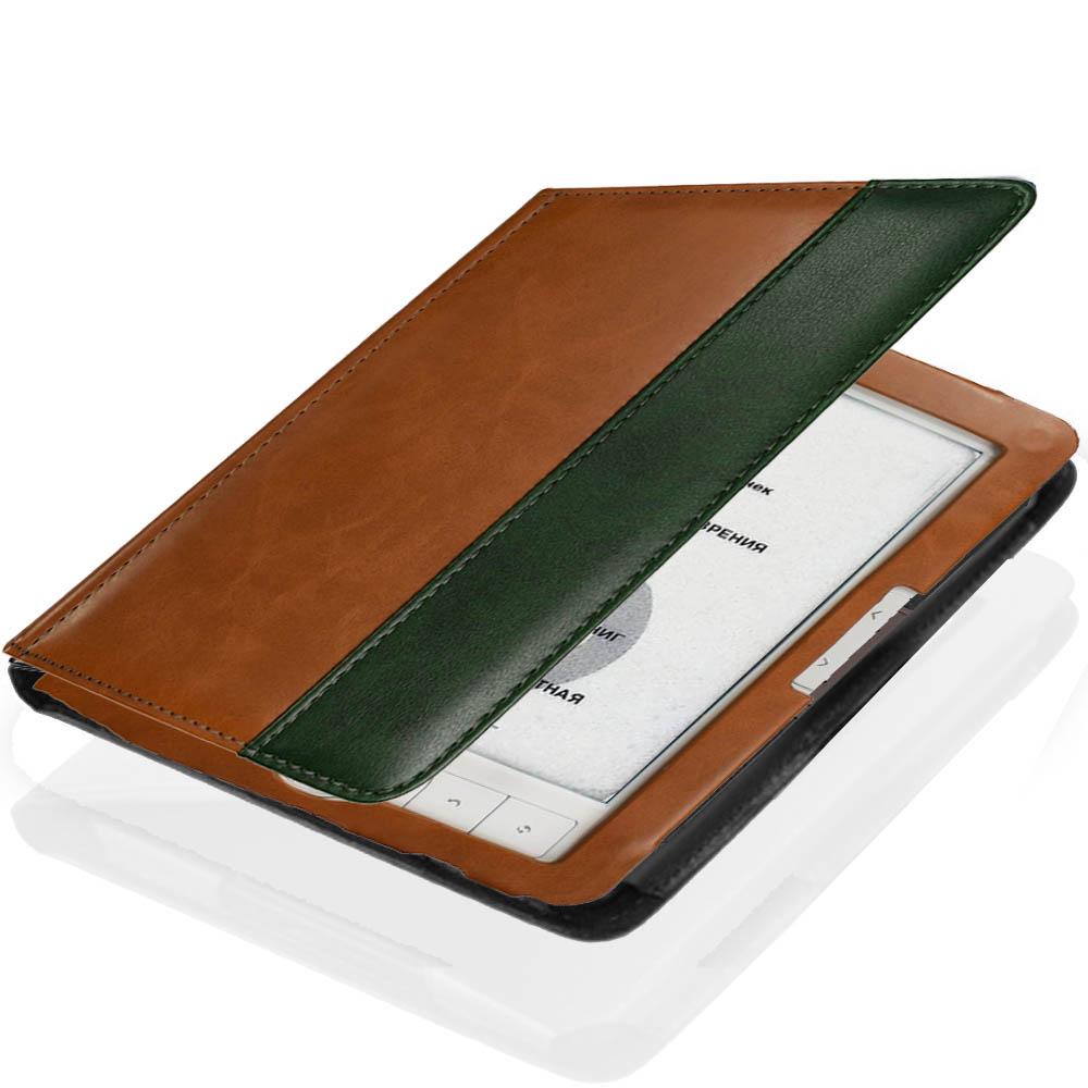 Pocket-Pouch Ebook-Case Digma R60g Folio-Cover For R62b/R67m/E64m/E6dg Perfect Reading