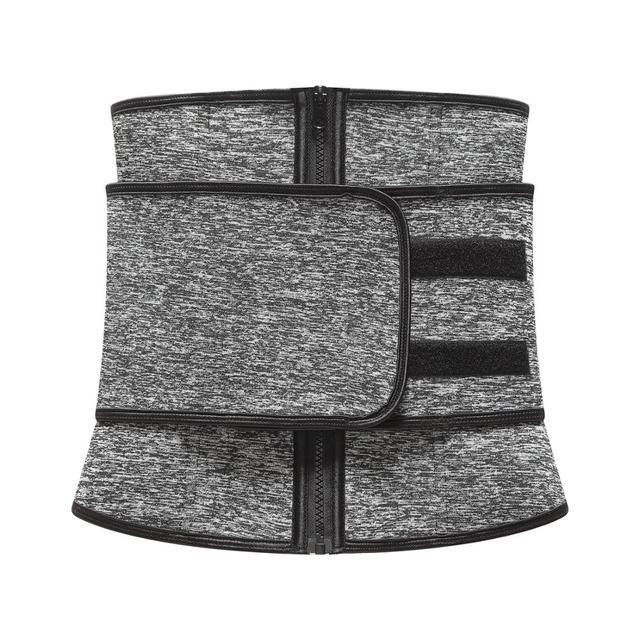 TJ-TingJun Waist Corset Trainer Sauna Sweat Sport Girdles  Women Lumbar Shaper Workout Trimmer Shapewear Slimming Belt H1029 5