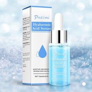 Image 1 - Hyaluronzuur Serum Zes Peptiden Antiaging Rimpel Serum Whitening Cream Acne Behandeling Litteken Verwijdering Essentie Gezichtscrème