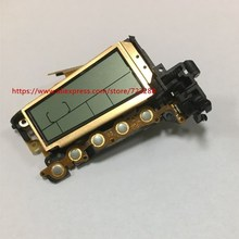 Repair Parts For Canon EOS 60D Top Cover LCD Display Screen Assy