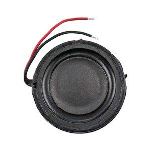 Image 4 - GHXAMP 24mm 1 pouce Woofer haut parleur unité 4ohm 2W Mini haut parleur bricolage pour navigateur voix haut parleurs numériques 2 pièces