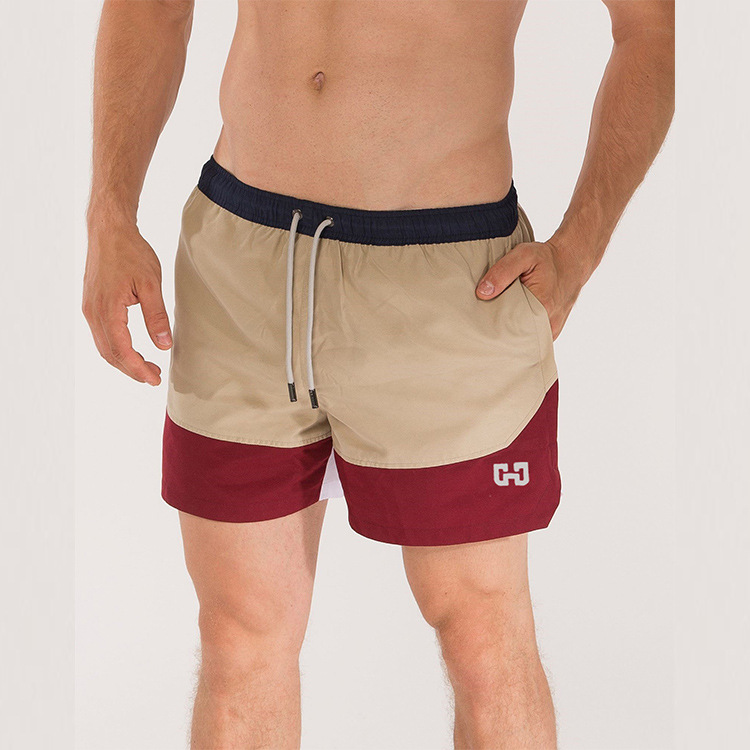 2019 New Men Patchwork Shorts Mens Summer Casual Cool Short Pants Male Jogger Workout Beach Breechcloth Bottoms