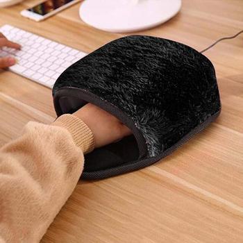 Alfombrilla de ratón con calefacción USB, alfombrilla de ratón con calefacción USB,...