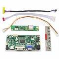 Latumab Новый ЖК-дисплей LED LVDS контроллер плата драйвер комплект для B156XW01 V.2 HDMI + DVI + VGA