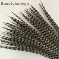 120 130 CM 45 50 Inch Natural Reeves' Pheasant Tails Feather DIY Lady Amherst Pheasant Pluma Brazil Carnival Decoration Plumages