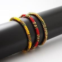 Tibetan Buddhist Good Lucky Beads Charm Bracelets & Bangles For Women Men Handmade Knots Rope Bracelet Adjustable