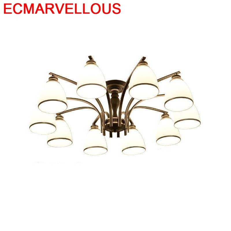 Plafond Lamp For Living Room Luminaria Plafon Candeeiro Teto Home Lighting De LED Plafonnier Lampara Techo Ceiling Light in Ceiling Lights from Lights Lighting