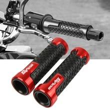 Motorcycle Accessories  7/8 22mm Handle Bar Grip Cnc Aluminum For Honda SV650