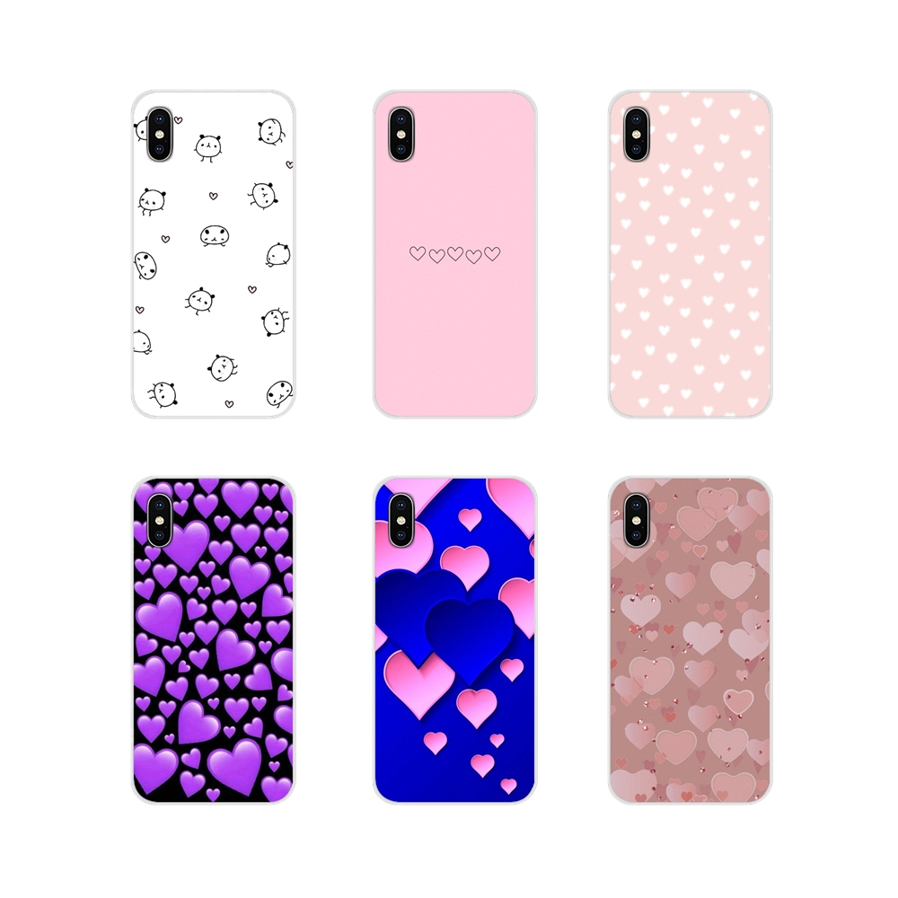 Heart Cute Wallpapers For Samsung Galaxy J1 J2 J3 J4 J5 J6 J7 J8 Plus 2018 Prime 2015 2016 2017 Accessories Phone Cases Covers Half Wrapped Cases Aliexpress