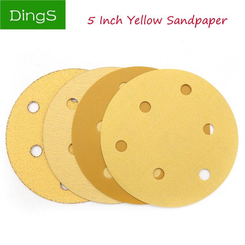 20pc 80 Grit Sandpaper Abrasive Sanding Cleaning Burr Woodworking Polishing Tool