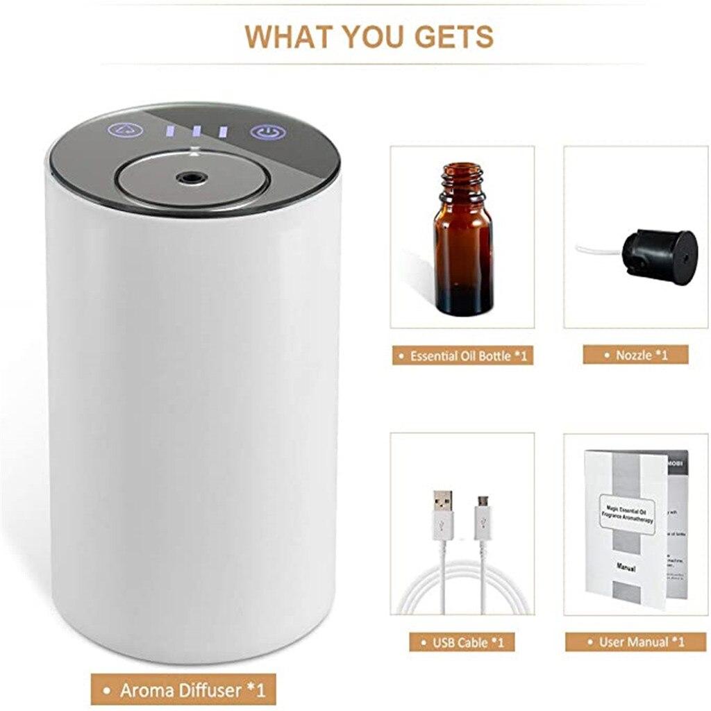 USB Mini Ultrasonic Humidifier USB Air Atomizers Night Light Aroma Essential Oil Diffuser Home Car LED Mist Maker Fogger