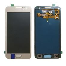Pantalla LCD para Samsung Galaxy A3 2015 A300 A300F A300M A300FU MONTAJE DE PANTALLA TÁCTIL brillo ajustable 100% probado TFT LCD
