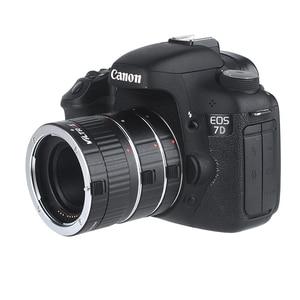 Viltrox DG-C Автофокус AF Макро Удлинитель объектива адаптер для Canon EOS 2000D 1500D 850D 77D 60D 5D Mark IV III 7D II 80D 1DS