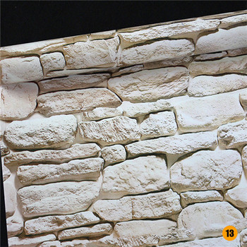45*100cm Bricks Pattern Wall stickers Home Bedroom Decoration Environmental Protection Waterproof Vinyl Wallpaper 13