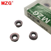 MZG RPMT 08T2MO ZP1521 Carbide EMR Milling Cutter Inserts for Stainless Steel Processing Toolholders Milling Machining