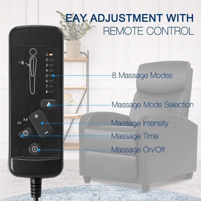 Massage Recliner Chair  2