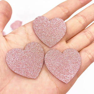 Gift Box Decoration Filling Five-pointed Star Round Love Confetti Wedding Decoration Hand Scattered Gift Decoration