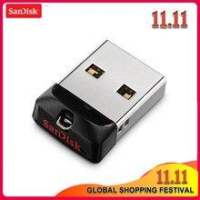 الأصلي سانديسك كروزر صالح CZ33 USB 2.0 فلاش حملة 32 GB 16 GB البسيطة القلم محركات USB 2.0 PenDrives دعم التحقق الرسمي