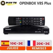 Kỹ Thuật Số Vệ Tinh Thu VONTAR Openbox V8S Plus 1080P HD DVB S2 Hỗ Trợ USB Wifi Youtube DVB S2 Set Top Box