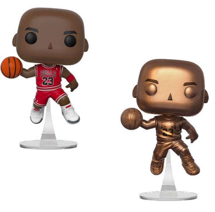 Basketball Player Michael Jordan Vinyl Figure Collection Model Toys