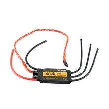 VGOOD Brushless ESC 60A/80A/100A /120A /150A 2-6S Lipo 32-Bit With 1.5A SBEC for Fixed Wing RC Drone Airplane  Spare Part paedator esc 100a with 8a sbec speed controller brushless support 2s 4s 6s for rc airplane model plane spare part