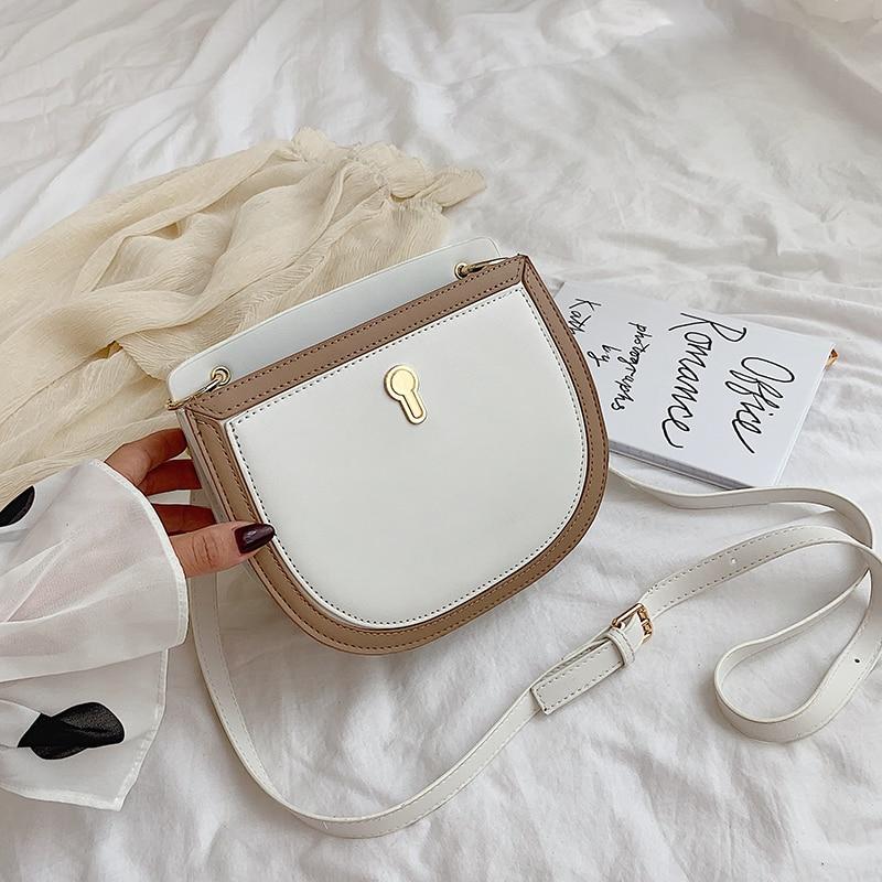 2019 New Brand Women Leather Handbags Famous Fashion Shoulder Bags Female Luxury Designer Crossbody Purses Bolsas