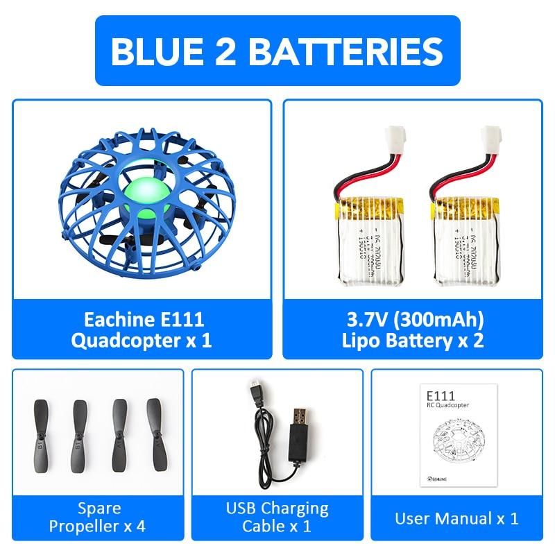 Blue 2 Battery
