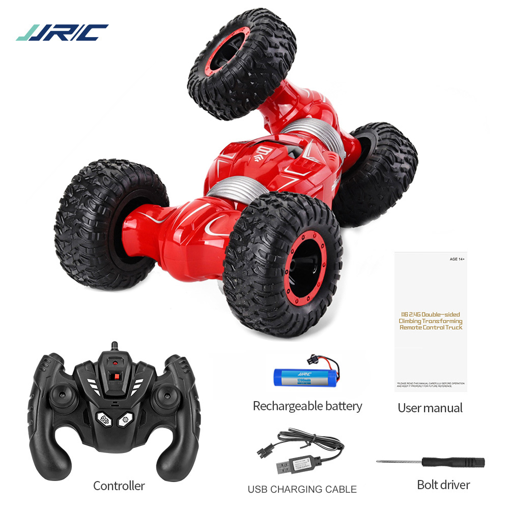 JJRC Q70 RC Car Radio Control 2.4GHz 4WD Twist- Desert Cars Off Road Buggy Toy High Speed Kids Children Toys(China)